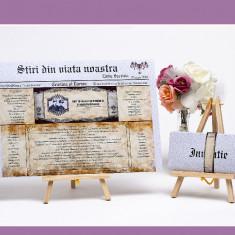 Invitatii Nunta - Ziarul Caragiale