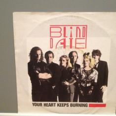 BLIND DATE - FEEL MY LOVE/YOUR ....(1985/ARIOLA/RFG) - Vinil Single '7/Impecabil - Muzica Pop