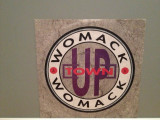 WOMACK WOMACK - UP TOWN/FAMILY..(1990/BMG/GERMANY) - Vinil Single pe'7/Impecabil