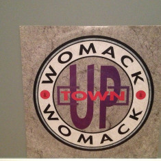 WOMACK WOMACK - UP TOWN/FAMILY..(1990/BMG/GERMANY) - Vinil Single pe'7/Impecabil - Muzica Pop BMG rec