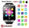 Ceas inteligent, Smartwatch Q116, IOS Android, SMS, SIM TF Card, Bluetooth