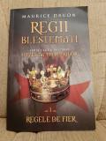 REGELE DE FIER-MAURICE DRUON