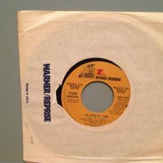 FRANK SINATRA - THAT'S LIFE/MY KIND OF..(1969/WARNER/USA) - Vinil Single pe'7/NM - Muzica Pop