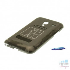 Capac Baterie Samsung Galaxy Ace Plus S7500 Negru