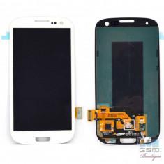 Ecran LCD Display Samsung Galaxy i9300 Alb - Display LCD