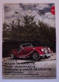 Licitatia de masini de colectie, Catalog Artmark 2012