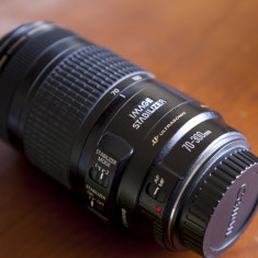 Canon EF 70-300mm f/4-5.6 IS USM - Obiectiv DSLR