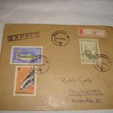 Plic circulat - vanatoare - 1962