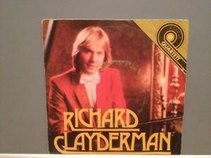 RICHARD CLAYDERMAN - Mini Album (1981/Amiga/DDR) - Vinil Single '7/Impecabil