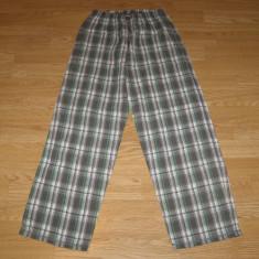 Pantaloni de pijama pentru copii baieti de 13-14 ani de la yigga, Marime: Masura unica, Culoare: Din imagine
