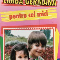 LIMBA GERMANA PENTRU CEI MICI - Doina Sandu - Curs Limba Germana