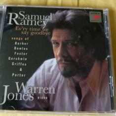 Barber, Foster etc. - Samuel Ramsey - Muzica Clasica sony music, CD