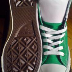 Tenisi Converse All Star Traffic Hi-Top 41EU -produs original- IN STOC - Tenisi barbati Converse, Culoare: Verde, Textil