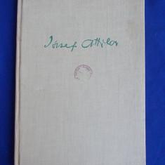 JOZSEF ATTILA - VERSURI * IN ROMANESTE DE VERONICA PORUMBACU - 1955 - Carte poezie