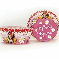 Forme Briose Minnie Mouse, Amscan 995248, Set 50 buc