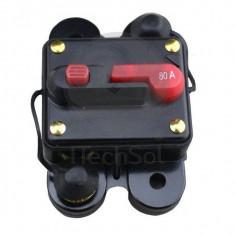 Siguranţă automată cu buton reset 80A - 150A - Variomatic Moto