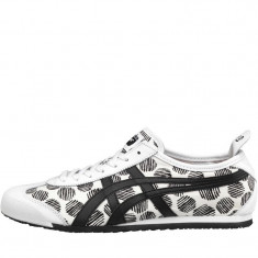 Adidasi Onitsuka Tiger Mexico 66 Trainers White/Black nr. 44 - Adidasi barbati Onitsuka Tiger, Culoare: Din imagine, Textil