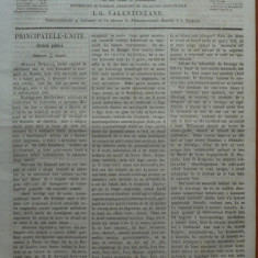 Reforma, ziar politicu, juditiaru si litteraru, an 2, nr. 44, 1860