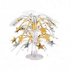 Fantana arteziana cu stelute pentru decorare masa, Amscan 242056, 1 buc