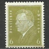 GERMANIA--REICH--1932 MNH, Nestampilat