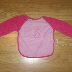 Baveta pentru copii fete de 12-18 luni 1-2 ani de la impidimpi - Bavetica