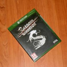 Vand joc Xbox One - Shadow Warrior, nou, sigilat - Jocuri Xbox One