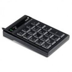 GENIUS Numpad i110 USB BK 31300028101 - Tastatura Genius, Multimedia, Cu fir