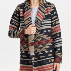 Jacheta primavara hippie aztec ONLY - Trench dama Only, Marime: S, Culoare: Din imagine