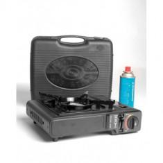 Aragaz camping voiaj cu geanta de protectie cadou , produs NOU
