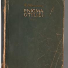 (C7216) GEORGE CALINESCU - ENIGMA OTILIEI