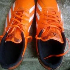 Ghete fotbal Adidas, Marime: 42, Culoare: Orange