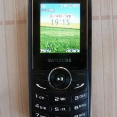 Samsung E2230 - Telefon Samsung, Negru, Nu se aplica, Orange, Single SIM, Fara procesor