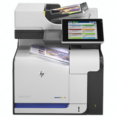 Multifunctionala HP LaserJet Enterprise 500 M575dn MFP, 30 PPM, Duplex, Retea, USB, 1200 x 1200, Laser, Color, A4 - Imprimanta matriciale