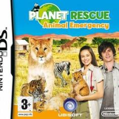 Planet Rescue Animal Emergency Nintendo Ds - Jocuri Nintendo DS Ubisoft