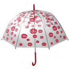 Umbrela de ploaie Kisses - 85cm, OOTB 61/1938