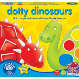 Joc Educativ Dinozaurii Cu Pete Dotty Dinosaurs orchard toys