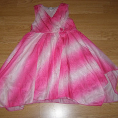 Rochie gala pentru copii fete de 5-6 ani de la palomino, Marime: Masura unica, Culoare: Din imagine