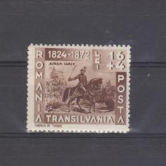 Romania 1943 Avram Iancu - Timbre Romania, Oameni, Nestampilat