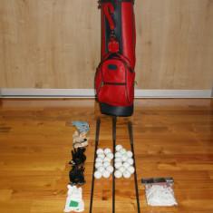 SET CROSE GOLF CU GEANTA, MINGI, MANUSI SI ACCESORII - Set golf