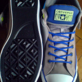 Tenisi Converse All Star Mid 43.5EU -piele naturala- produs original - IN STOC
