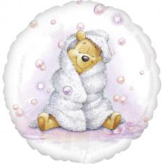Balon folie 45cm Winnie the Pooh roz, Amscan 26348