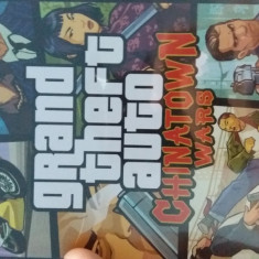 Grand Theft Auto: Chinatown Wars PSP - Jocuri PSP Rockstar Games