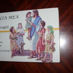 BIBLIA MEA CU ILUSTRATII ( rara, format mai mare, ilustratii color ) * - Biblia pentru copii