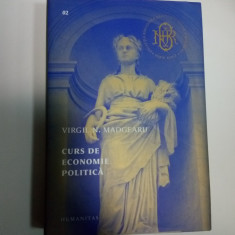 CURS DE ECONOMIE POLITICA - VIRGIL N. MADGEARU - Carte Economie Politica