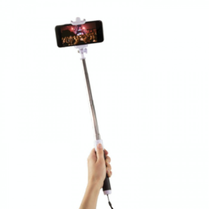 Selfie stick Logilink BT0031 Bluetooth foto mare