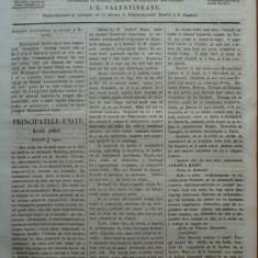 Reforma, ziar politicu, juditiaru si litteraru, an 2, nr. 43, 1860