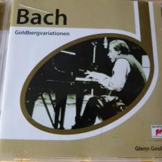 Bach - Glenn Gould - Muzica Clasica sony music, CD