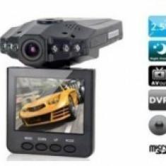 Camera video Auto DVR HD - Martorul tau in trafic!