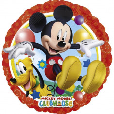 Balon folie 45cm Mickey Mouse & Pluto, Amscan 26356 - Baloane copii