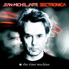 Jean Michel Jarre Electronica 1:The Time machine LP (2vinyl) - Muzica Ambientala